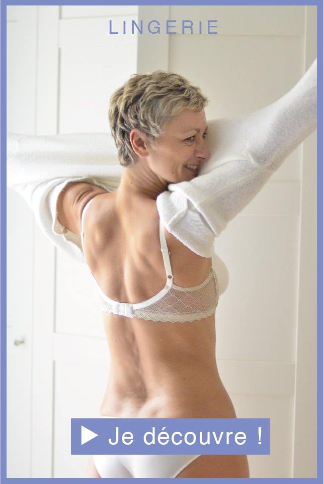 Garance, lingerie post cancer du sein