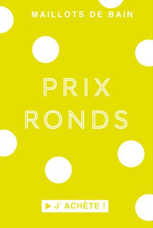 PRIX RONDS garance, lingerie et maillot de bain post cancer du sein