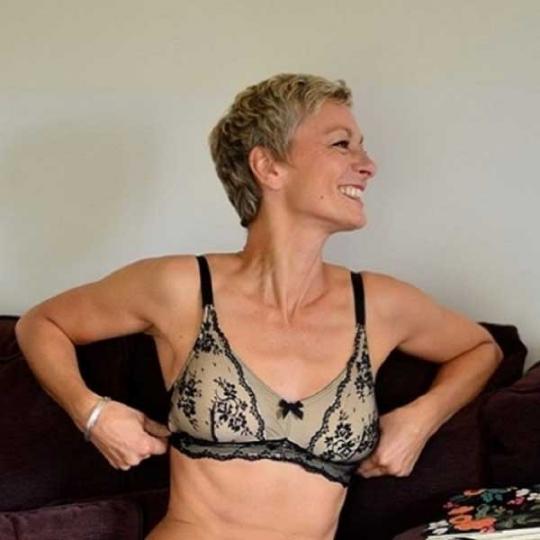 ROSE - Soutien-gorge pour prothèse mammaire