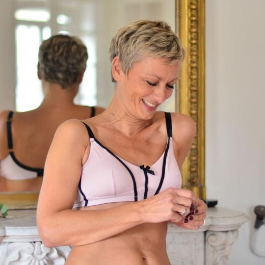 DANIELLE - Soutien-gorge pour prothèse mammaire