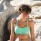 AUDREY Bandeau - Haut de maillot de bain 2P pour prothèse mammaire