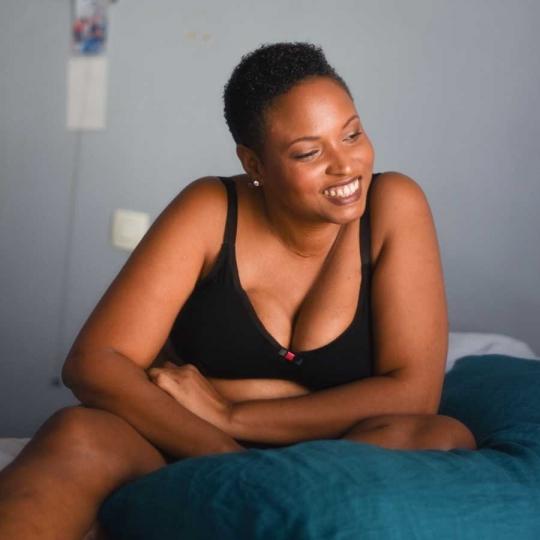 CHARLOTTE - Soutien-gorge pour prothèse mammaire