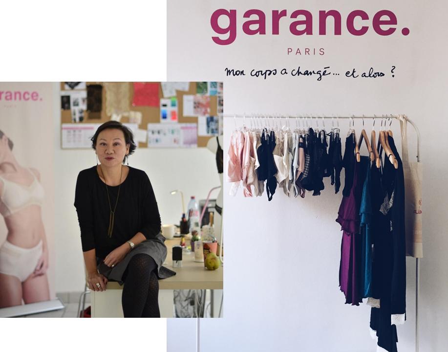 Le showroom de Garance