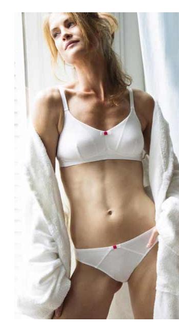 01f943ff9ac875 De la féminité, car la lingerie adaptée aux prothèses, ce n est pas qu une  histoire de confort. Loin des clichés des soutiens-vêtements  post-mastectomie ...